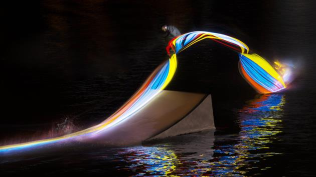 Red-Bull-Light-Painting-Wakeboard-Photo-Series-2