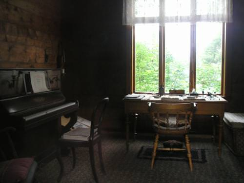 photo@ ベルゲン人気旅行記-グリーグ作曲部屋