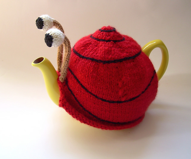 Snail Tea Cosy Pattern06